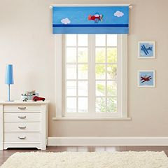 Mi Zone Kids Truck Zone Window Valance - 50'' x 18''