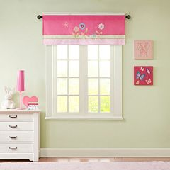 Mi Zone Kids Flower Power Window Valance - 50'' x 18''