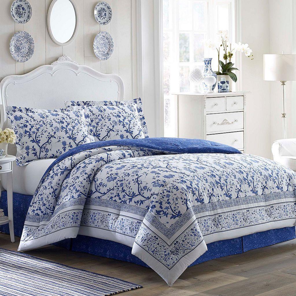 Laura Ashley Lifestyles Charlotte Bed Set