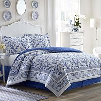 Laura Ashley Lifestyles Charlotte Bed Set
