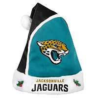 Adult Jacksonville Jaguars Santa Hat