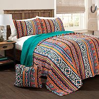 Lush Decor Bettina 4-piece Quilt Set