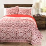 Lush Decor Galacia 3-piece Quilt Set