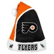 Adult Philadelphia Flyers Santa Hat