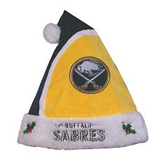 Adult Buffalo Sabres Santa Hat