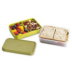 Joseph Joseph GoEat Sandwich & Snack Box