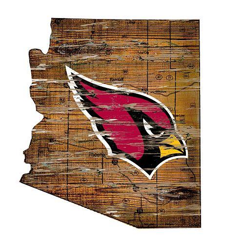 Arizona Cardinals Distressed 24