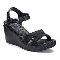 Crocs Leigh II Women's Wedge Sandals