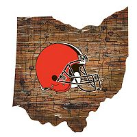Cleveland Browns Distressed 24