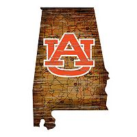 Auburn Tigers Distressed 24