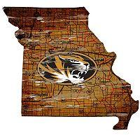 Missouri Tigers Distressed 24