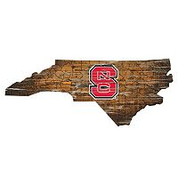 North Carolina State Wolfpack Distressed 24