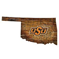 Oklahoma State Cowboys Distressed 24