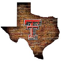 Texas Tech Red Raiders Distressed 24
