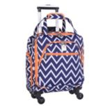 Jenni Chan Aria Madison Spinner Rolling Tote