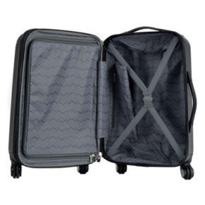 Travelers Club Luggage Chicago 2-piece Luggage Set