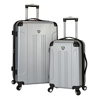 Travelers Club Chicago 2.0 2-Piece Hardside Spinner Luggage Set