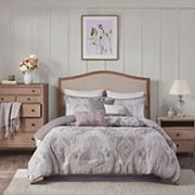 Madison Park Yasmin 7 pc Bed Set