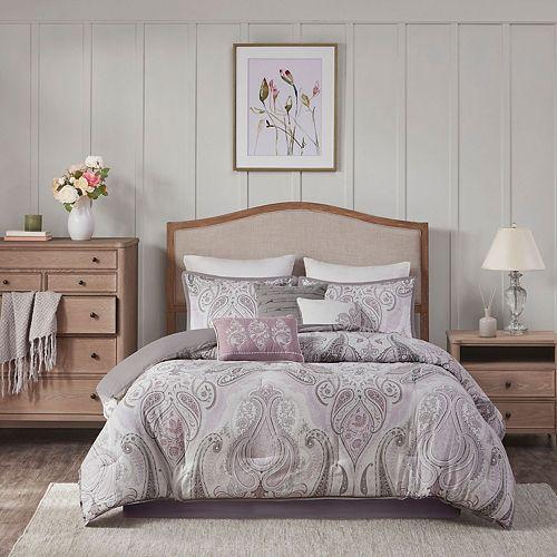 Madison Park Yasmin 7-piece Bed Set