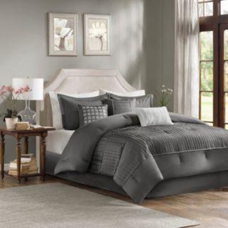 Madison Park Curtis 7-piece Bed Set