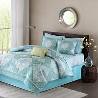 Madison Park Essentials Brooke Bed Set