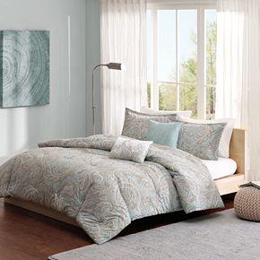 Madison Park Pure Dermot 5-piece Bed Set