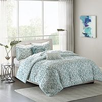 Madison Park Pure Lucia 5 pc Duvet Cover Set