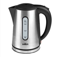 Salton 1.7-Liter Stainless Steel Electric Teakettle