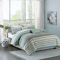 Madison Park Pure Avila 5-piece Duvet Cover Set