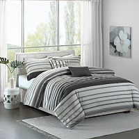 Madison Park Pure Avila 5 pc Duvet Cover Set