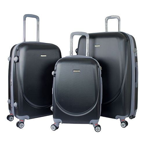 TPRC Barnet 2.0 3-Piece Hardside Spinner Luggage Set