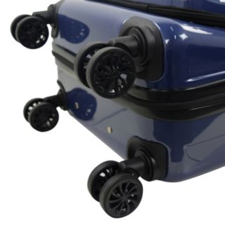 Travelers Club Flex-File 2-Piece Hardside Spinner Luggage Set