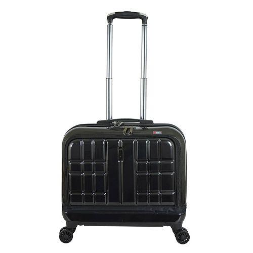 Travelers Club Flex-File Hardside Spinner Laptop Tote