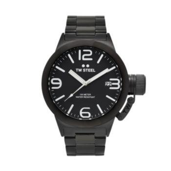 TW Steel Men's Canteen Stainless Steel Watch - CB211