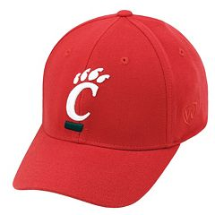 Adult Top of the World Cincinnati Bearcats One-Fit Cap