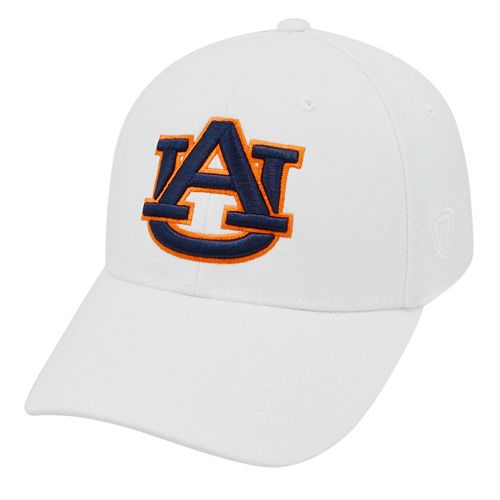 Adult Top of the World Auburn Tigers One-Fit Cap