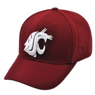 Adult Top of the World Washington State Cougars One-Fit Cap