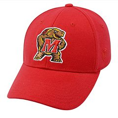 Adult Top of the World Maryland Terrapins One-Fit Cap