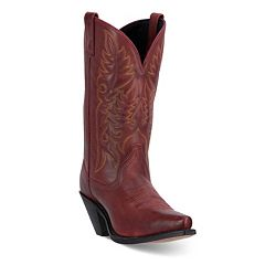 Laredo Madison Women's Burnished Cowboy Boots.