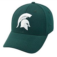 Adult Top of the World Michigan State Spartans One-Fit Cap