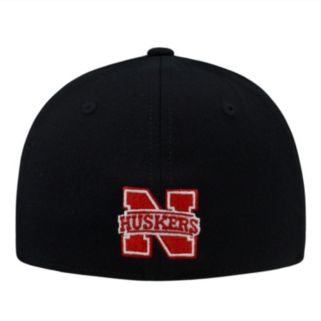 Adult Top of the World Nebraska Cornhuskers One-Fit Cap