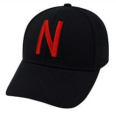 Adult Top of the World Nebraska Cornhuskers One-Fit Cap