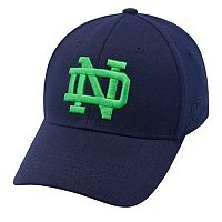 Adult Top of the World Notre Dame Fighting Irish One-Fit Cap