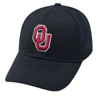 Adult Top of the World Oklahoma Sooners One-Fit Cap