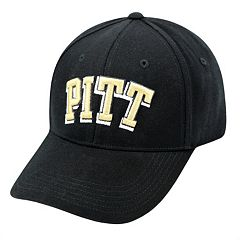 Adult Top of the World Pitt Panthers One-Fit Cap
