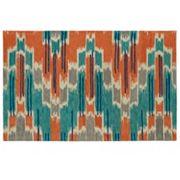 Kaleen Global Inspirations Zig Zag Wool Rug