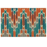 Kaleen Global Inspirations Zig Zag Wool Rug
