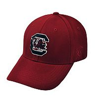 Adult Top of the World South Carolina Gamecocks One-Fit Cap