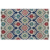 Kaleen Global Inspirations Ikat Wool Rug
