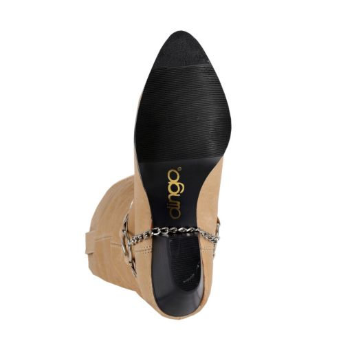 Dingo Olivia Women's Harness Western Boots